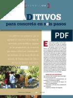 TECNOLOGIA Del Concreto (Aditivo9