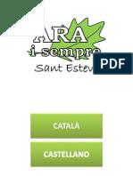 Equip, anàlisi i propostes (bilingüe)