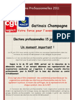 Tract élections 2011