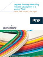 Accenture Development Partnerships Rethinking International Development in a Converging World