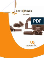 Rapid Miner 5.0 Manual English v1.0
