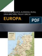 EUROPA Occidental 2