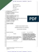 Golinski v. OPM - Plaintiffs' Non-Opposition to BLAG's Motion to Intervene