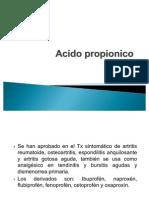 Acido propionico
