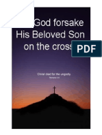 Did God Forsake His Beloved Son on the Cross With Pict