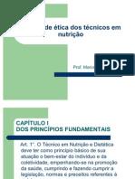 Codigo de Etica Dos Tecnicos Em Nutricao[1]