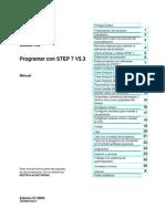 Programar Con STEP 7 V5.3