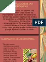 CLASIFICACIÓN+DE+LAS+MERCANCIAS+DIAPOSITIVAS