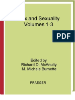 Sex and Sexuality - Book