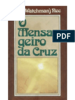 7171038 Watchman Nee O Mensageiro Da Cruz