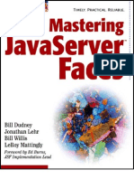 Mastering JSF