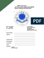 RFP for EPO for FuturesAcademy#37
