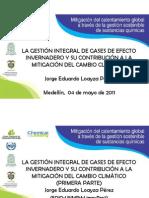 GESTIÓN INTEGRAL DE GEI-MEDELLÍN (JORGE LOAYZA)