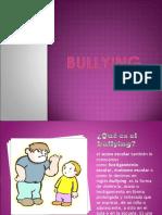 Presentacion Sobre El Bullying