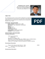 resume(2003)