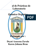 Manual Lab Oratorio Qca Organica
