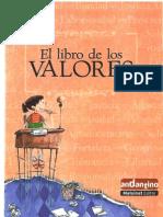 El Libro de Los Valores
