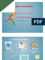 Physiology Notes IMU