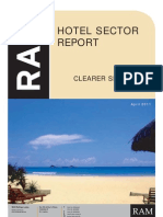 Commentary - Hotel Sector _April 11