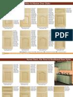 2008 Woodcraft Kitchen Catalog Details