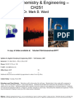 App Chem -- Module 1 (Energy)