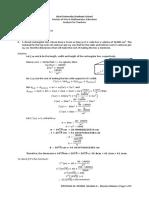 Maxima and Minima - MA Math Ed - Analysis for teachers - Module 6