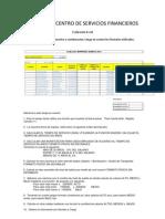Evaluación Excel