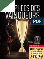 Catalogue Trophées des Vainqueurs 2011