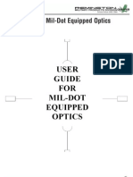 Mil-Dot User Guide