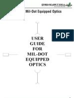 Mil-Dot User Guide