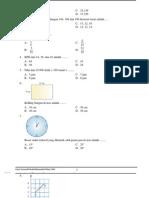 Soal Uasbn Matematika Sd Dan Pembahasan