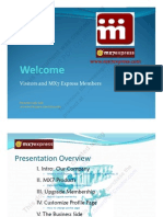 Introduction to MX7 Express... Make friends & make money online
