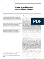 Agri, Food Security & NUtrition Analysis- Vidarhbha