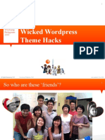 Elaine Poh & Colin Ho - Wicked WordPress Theming Techniques