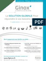 Accessoires à souder inox | FG INOX