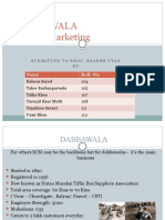 Dabbawalas Service Final