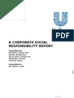 CSR Unilever