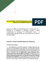 01_Sampascual_El_aprendizaje._Concepto_y_teorías_contemporáneas_del_aprendizaje