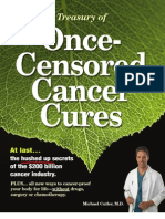 Once-Censored Cancer Cures