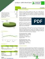 Adani Power Ltd - Q4FY11 Result Update