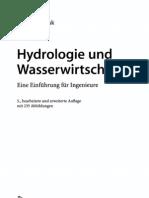 HydrologieundWasserwirtschaft