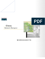 Cisco Network Designer Tutorial