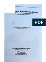 Non-Brahmin Movement In Andhra - Kondaveeti Chinnaya Suri