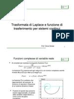 Trasformazione Di Laplace e Fdt 10
