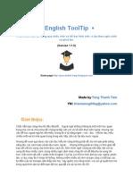 Huong Dan English Tool Tip