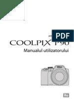 Manual de Utilizare Nikon P90
