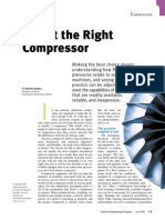 Select the Right Compressor (CEP)