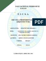 Alarife, Arquitecto Maestro de Obra en La Epoca Virreynal