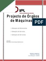 Projecto de OMII_Relatório