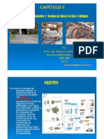 Capitulo II Planta Concentradora y manejo de materiales